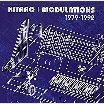 Kitaro - modulationer 1979-1982 [CD] USA importerer