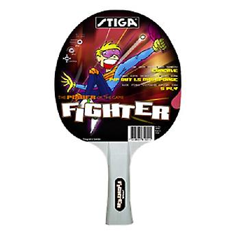 Stiga Hobby Fighter Table Tennis Bat
