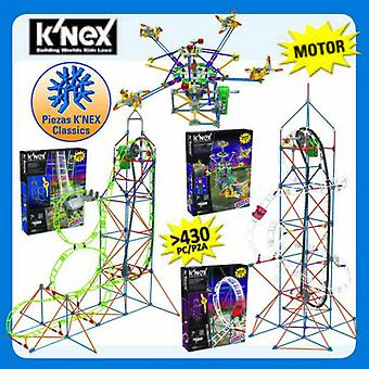 K'nex Noria Revolution Parts 344 (Toys , Constructions , Characters And Animals)
