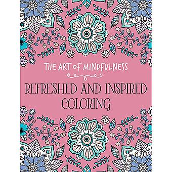 Lark Books-The Art of Mindfulness: Refreshed & Insp LB-09978