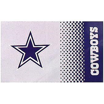 Dallas Cowboys NFL große Nylon Flagge (1520 x 910 mm) (bb) (1)