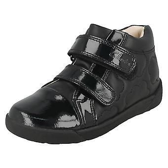 Girls Clarks School Shoes Lilfolk Dot