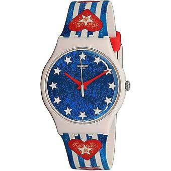 Swatch ANAVAH Unisex Watch SUOT101