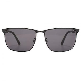 Police Brooklyn 9 Sunglasses In Shiny Black