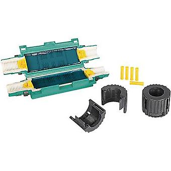 Cable Ø range: 12 - 18 mm Relicon by HellermannTyton 435-01660 Reliseal V56PP/SIR Content: 1 Set