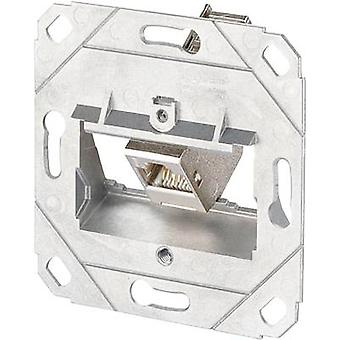 Network outlet Flush mount Insert CAT 6A 1 port Me