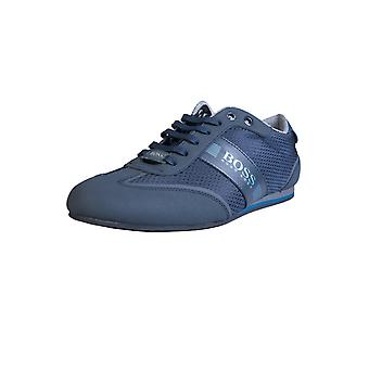Hugo Boss Lace-up trenere lettere LOWP TECH 50379245