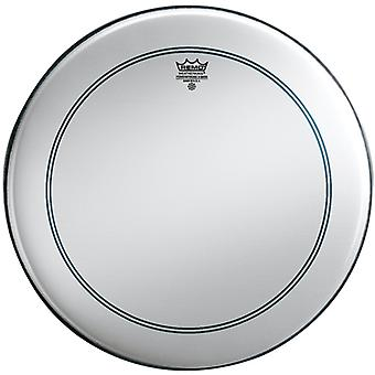 Remo 22 inch Powerstroke Coated BD Head Clear Dot