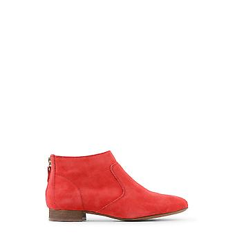 Arnaldo Toscani Women Ankle boots Red