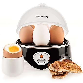 Savisto 3 in 1 Egg Boiler, Poacher and Omelette Maker