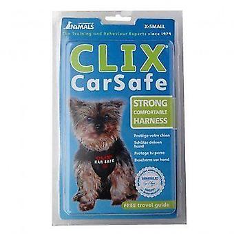 Clix Car Safe Dog Harness - Xsmall
