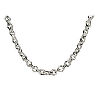 Orphelia Silver 925  Necklace Links 925 Silver 45 Cm  ZK-2554