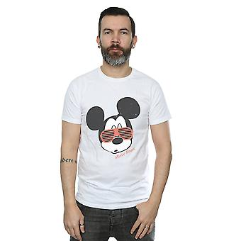 Disney Men's Mickey Mouse Sunglasses T-Shirt
