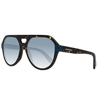 DSQUARED2 zonnebril mens Brown