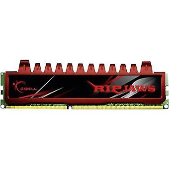 Kit de memoria RAM de PC G.Skill Ripjaws F3-12800CL9D-8GBRL 8 GB 2 x 4 GB DDR3 RAM 1600 MHz CL9 09/09/24