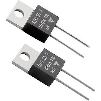 Vishay RTO 50 F High power resistor 68 kΩ Axial lead TO 220 50 W 1 % 1 pc(s)