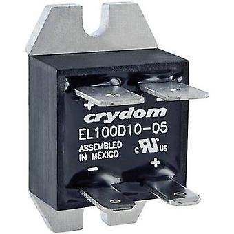 SSR 1 pc(s) Crydom EL100D5-24 Current load (max.): 5 A Switc