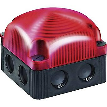 Light LED Werma Signaltechnik 853.110.54 Red Flash 12 Vdc