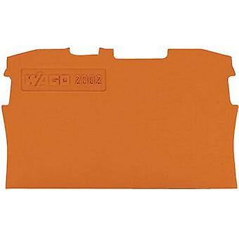 WAGO 2002-1292 Cover Plate For Series 2001 And 2002 Compatible with (details): 2-wire terminal