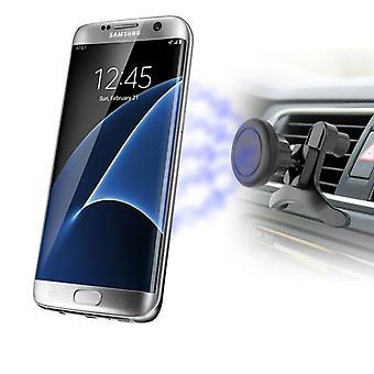 ONX3 (magnetische) universele Air Vent auto mobiele telefoon houder Cradle Mount voor mobiele telefoon/Sat Navs past voor Xiaomi Black Shark