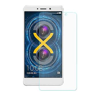 Huawei honor 6 X armour protection display glass tank slide 9 H glass - 3 units
