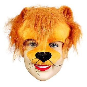 Bnov Lion Half Face & Headband