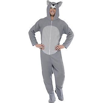Wolf Kostüm, große