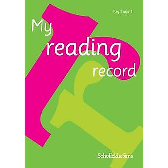 My Reading Record for Key Stage 1 by Katy Flint - Catherine Baker - 9