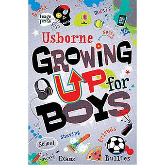 Growing Up for Boys by Alex Frith - Kate Sutton - 9781409534723 Book