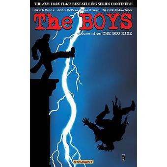 The Boys - Volume 9 - Big Ride by Darick Robertson - Russ Braun - John