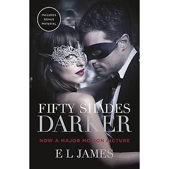 Fifty Shades Darker - Official Movie Tie-in Edition - Includes Bonus M