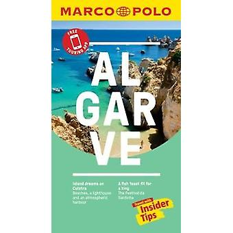 Algarve Marco Polo Pocket Travel Guide 2018 - with pull out map by Al