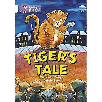 Tiger's Tales: Band 10/wit (Collins Big Cat)