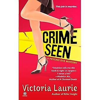 Crime Seen (Psychic Eye Mysteries)