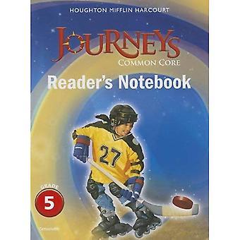 Rejser, læserens Notebook: Grade 5