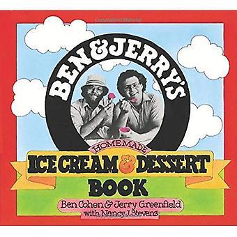 Ben et de Jerry glaces artisanales et Dessert livre