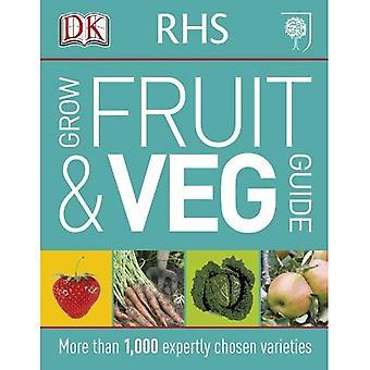 RHS odlar frukt och grönsaker (Dk)