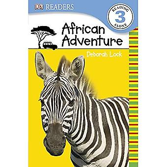 African Adventure (DK Readers: Level 3)