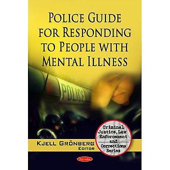 Polizei-Guide für die Reaktion auf Menschen mit psychischen Erkrankungen