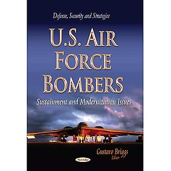 U.S. Air Force Bombers (Defense, Security and Strategies)
