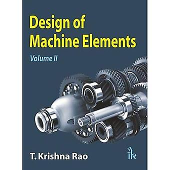 Design of Machine Elements: Volume II