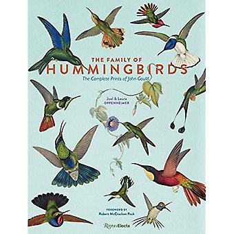 The Family of Hummingbirds:� The Complete Prints of John Gould