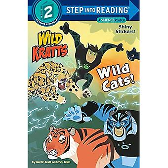 Wild Cats! (Step Into Reading)