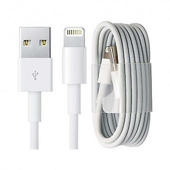 Official Apple Lightning to USB Type A Data Sync Charging Cable (1 m) - White - Frustration Free Packaging