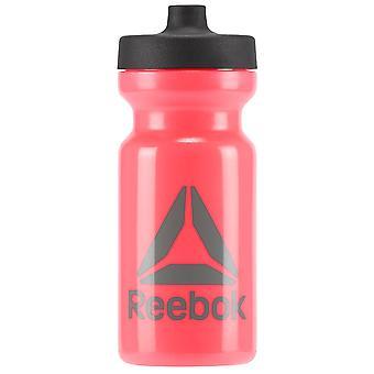 Reebok Stichting Sport Water drinken fles 500ml Roze