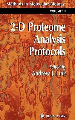 2D Prougeeome Analysis Prougeocols by Link & Andrew J.