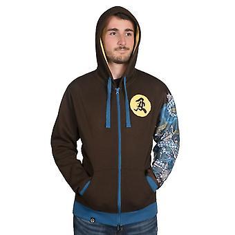 Overwatch hoodie, Hanzo