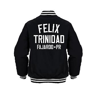 Felix Trinidad Boxing Legend Kids Jacket