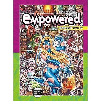 Empowered Deluxe Edition Volume 3 by Adam Warren - 9781506704524 Book