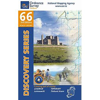 Tipperary - Limerick (3rd Revised edition) by Ordnance Survey Ireland